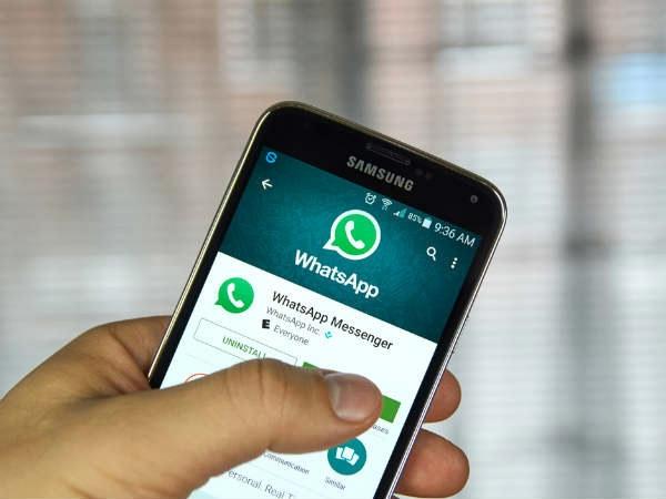 એન્ડ્રોઇડ માટે WhatsApp બીટા granular સ્ટોરેજ નિયંત્રણ સુવિધા ધરાવે છે
