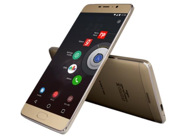 પેનાસોનિક એલુગા એ4 સ્માર્ટફોન, 5000 એમએએચ બેટરી સાથે 12,490 રૂપિયા