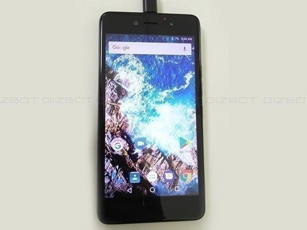 કુલ્ટ એમ્બિશન સ્માર્ટફોન, 32 જીબી ઇન્ટરનલ સ્ટોરેજ, 5999 રૂપિયામાં લોન્ચ