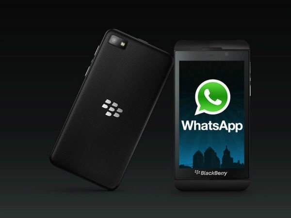WhatsApp 31 ડિસેમ્બરથી બ્લેકબેરી 10 અને વિન્ડોઝ ફોન 8 પર કામ કરશે નહીં