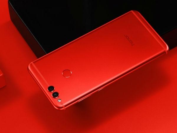 મર્યાદિત આવૃત્તિ ઓનર 7X Red જાહેરાત કરી; વેલેન્ટાઇન ડે પહેલા વેચાણ