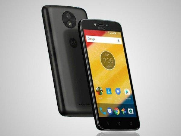 મોટો સી પ્લસ સ્માર્ટફોન પર 1,000 રૂપિયા ડિસ્કાઉન્ટ, કિંમત 5999 રૂપિયા