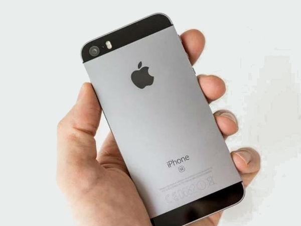 એપલ આઈફોન એસઇ, ios 12 સાથે, પરંતુ 3D સેન્સિંગ, વાયરલેસ ચાર્જિંગ નથી