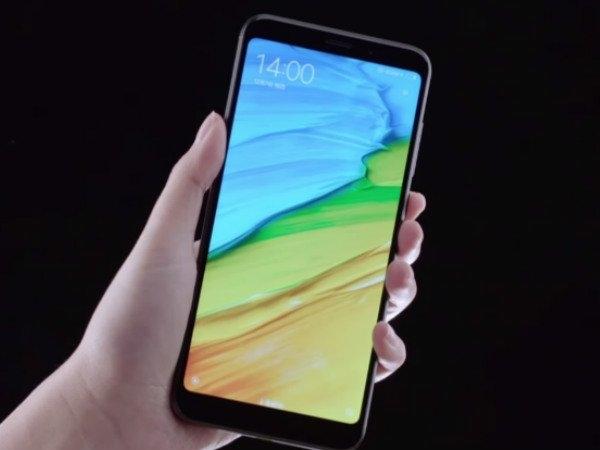 Xiaomi Redmi Note 5 ની કિંમત રૂ. 9,999  સાથે ઇન્ડિયા માં લોન્ચ કરવા માં આવ્યો