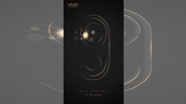 આઇફોન X જેવી નોચ સાથે વિવો V9 ભારતમાં 27 માર્ચે આવશે