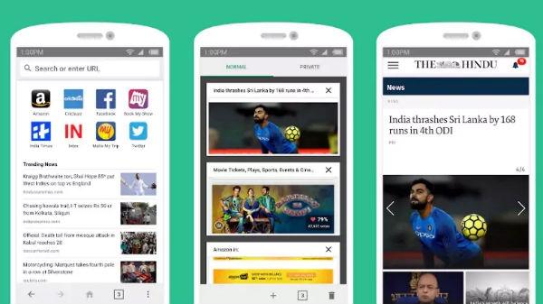 એમેઝોન ઇન્ટરનેટ બ્રાઉઝર એપ્લિકેશન ભારતમાં લોન્ચ, જાણો બધું જ