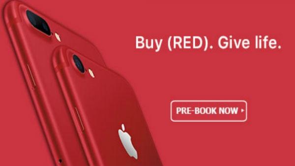 એપલ આઈફોન 8 અને આઈફોન 8 પ્લસ લાલ કલરમાં લોન્ચ કરી શકે છે