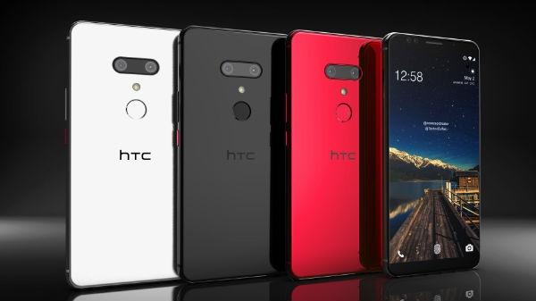 એચટીસી સ્માર્ટફોન U12+ મે મહિનામાં લોન્ચ થઇ શકે છે