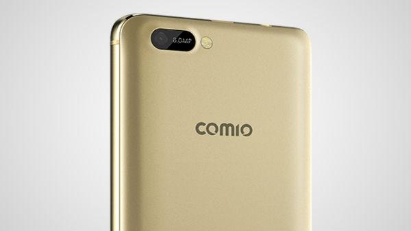 કોમીયો આગામી સપ્તાહમાં ડ્યુઅલ લેન્સ કેમેરા ધરાવતા સ્માર્ટફોન લોન્ચ કરશે