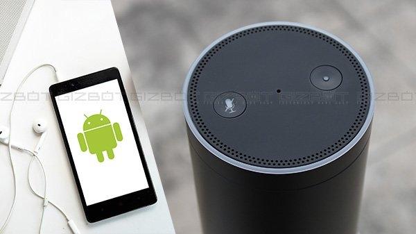 Android પર ડિફોલ્ટ વૉઇસ સહાયક તરીકે એલેક્સા કેવી રીતે વાપરવું