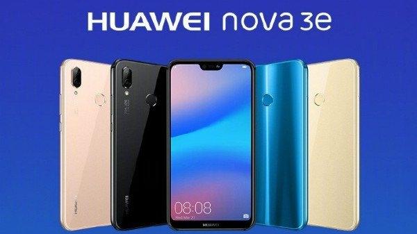 હ્યુવેઈ નોવા 3ઈ સ્માર્ટફોન 25 મી મેના રોજ લોન્ચ થવા માટે તૈયાર