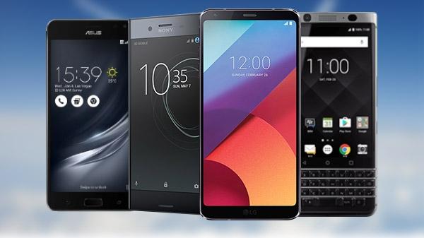 આ વર્ષની શરૂઆતમાં 'વિશ્વની પહેલી' સુવિધાઓ સાથેના 10 સ્માર્ટફોન