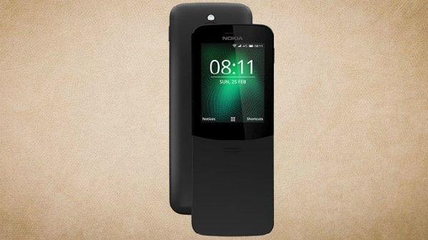 નોકિયા 8810 4G WhatsApp સપોર્ટ ટૂંક સમયમાં આવી શકે છે; એક જિઓફોન હરીફ