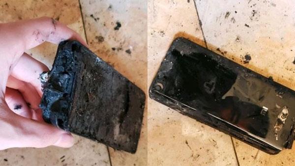 અજાણ્યા કારણોસર ચાઇનામાં ઝિયામી મી 5 સ્માર્ટફોન વિસ્ફોટ થયો
