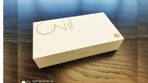 6 જીબી રેમ સાથે Xiaomi Mi Max 3, 5400 એમએએચની બેટરીની જાહેરાત 19 મી જુલાઈએ થશે
