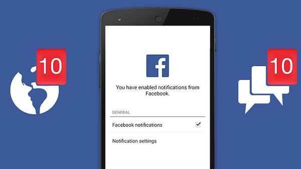 હવે તમે પસંદ કરી શકો છો કે તમે કયા ફેસબુક સૂચનાઓ જોવા માગો છો