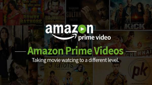એમેઝોન પ્રાઇમ વીડિયો પર