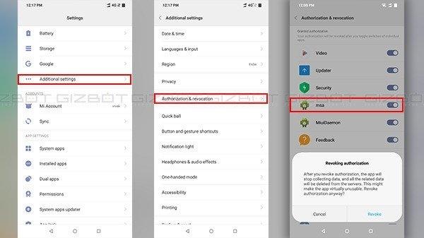 કોઈપણ Xiaomi સ્માર્ટફોન પર જાહેરાતોને સંપૂર્ણપણે કેવી રીતે અક્ષમ કરવી