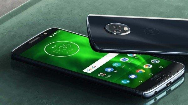 મોટો જી6 પ્લસ સ્માર્ટફોન 22,499 રૂપિયામાં ઓફિશ્યલી લોન્ચ થશે