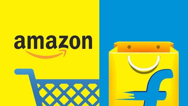 ફ્લિપકાર્ટ બિગ બીલીયન ડેઇઝ અને એમેઝોન ગ્રેટ ઇન્ડિયન ફેસ્ટિવલ