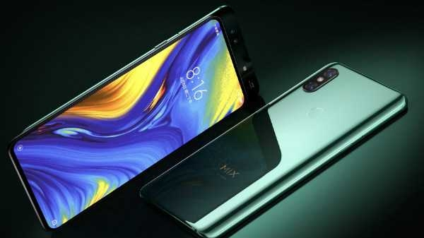 ઝિયામી એમઆઈ મિક્સ 3 એ વિશ્વ નો પ્રથમ કોમર્શિયલ 5જી સ્માર્ટફોન નથી