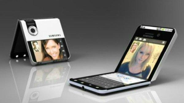 સેમસંગ ગેલેક્સી એક્સ ફોલ્ડેબલ સ્માર્ટફોન SD 8150 SoC અને એન્ડ્રોઇડ