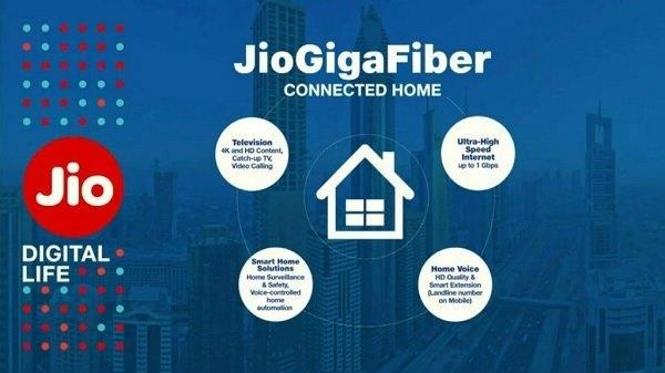 જિયો ગિગા ફાઇબર કવરેજ ક્ષેત્ર: બ્રોડબેન્ડ સેવા માટે પાત્ર શહેરોની સૂચિ