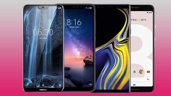 એપલ, સેમસંગ અને નોકિયા જેવી બ્રાન્ડ ના 2019 માં આવનરા સ્માર્ટફોન