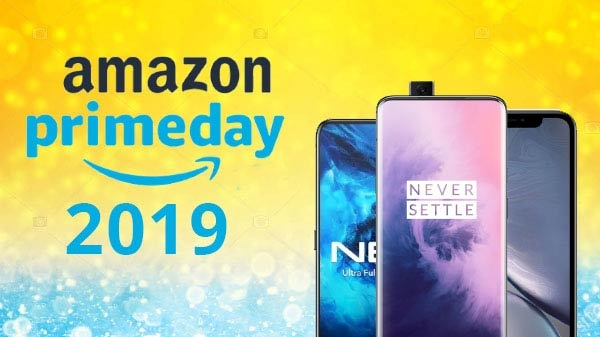 Amazon prime day 2019 iphone એક્સ આર oneplus 7 pro
