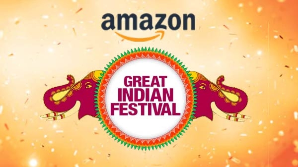 એમેઝોન ગ્રેટ ઇન્ડિયન ફાસ્ટીવલ સેલ 2019 જાહેર કરવામાં આવ્યું