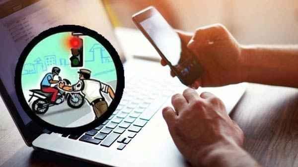 ટ્રાફિક વાયોલેશન ને કઈ રીતે ચેક કરી અને ઓનલાઇન ઈ ચલાન ભરવું