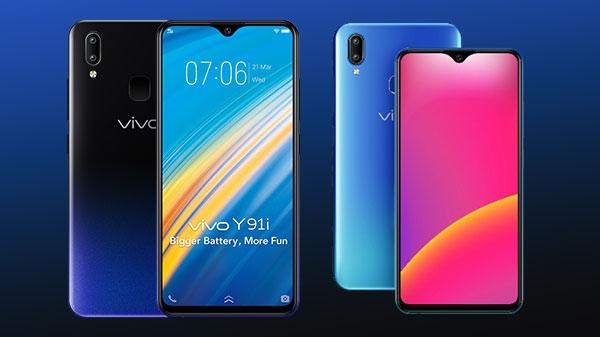વિવો y91 અને y91i ની ભારતની અંદર કિંમતમાં ઘટાડો કરવામાં આવ્યો