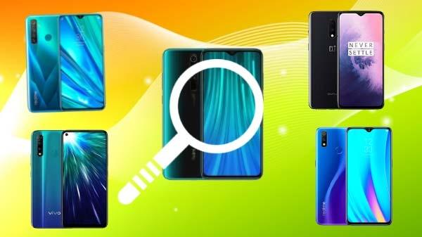 ગુગલ ઇન્ડિયા ની અંદર આ 10 સ્માર્ટફોનને સૌથી વધુ સર્ચ કરવામાં આવ્યા હતા