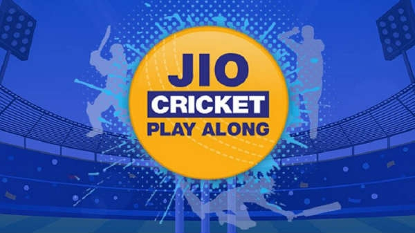 યુઝર્સ ને નવો અનુભવ આપવા માટે જીઓ ક્રિકેટ પ્લે અલોન્ગ જાહેર કરવા માં આવ્યું