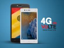 રૂ 10,000 હેઠળ 4G વોલ્ટે સાથે શ્રેષ્ઠ, Android નોગટ સ્માર્ટફોન