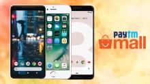 પેટીએમ મોલ પર 6 સ્માર્ટફોન મેક્સિમમ રૂ. 9000 ના કેશબેક સાથે ઉપલબ્ધ