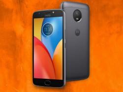 મોટોરોલા મોટો ઈ4 પ્લસ અને બીજા મેટલ બોડી સ્માર્ટફોન