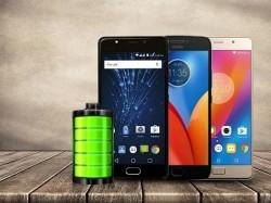5000 એમએએચ અને 4000 એમએએચની બેટરી ક્ષમતા સાથે શ્રેષ્ઠ સ્માર્ટફોન રૂ. 15,000 હેઠળ