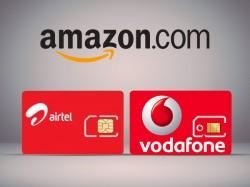 જાણો એમેઝોન પર વોડાફોન અને એરટેલ સિમ કાર્ડ કઈ રીતે ખરીદવા