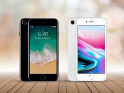 આઇફોન 7 થી આઇફોન 8 સ્માર્ટફોનમાં કરવામાં આવેલા સુધારા