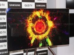સેમસંગે QLED TV માટે SeeColors એપ્લિકેશન લોન્ચ કરી