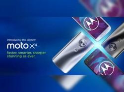 મોટો X4 સ્માર્ટફોન, 6 જીબી રેમ, એન્ડ્રોઇડ ઓરેઓ ભારતમાં 24,999 રૂપિયામાં લોન્ચ