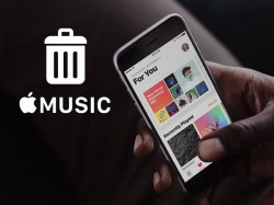 જાણો કઈ રીતે એપલ મ્યુઝિક તમારી આઈફોન મ્યુઝિક એપમાંથી દૂર કરવું