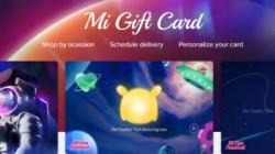 જાણો ભારતમાં લોન્ચ ઝિયામી ગિફ્ટ કાર્ડ પ્રોગ્રામનો ઉપયોગ કેવી રીતે કરવો