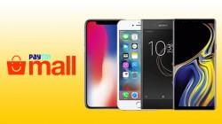 પેટીએમ મોલ પર 5 પ્રીમિયમ સ્માર્ટફોન કે જે 10,000 સુધી ના કેશબેક પર ઉપલબ્ધ છે