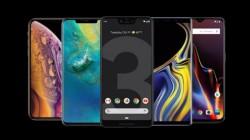 ઇન્ડિયા માં બેસ્ટ ફ્લેગશિપ સ્માર્ટફોન: હ્યુવેઇ મેટ 20 પ્રો vs વનપ્લસ 6 ટી vs સેમસંગ નોટ 9 vs આઇફોન XS મેક્સ vs પિક્સેલ 3 એક્સએલ
