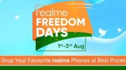 Flipkart પર realme freedom day sale realme 3 pro અને બીજા ફોન પર ડિસ્કાઉન્ટ