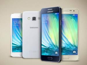 સેમસંગ એ3 અને એ5 સ્માર્ટફોનમાં જલ્દી એન્ડ્રોઇડ નોગૅટ અપડેટ આવશે.